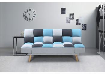 BOJAN sofa wielobarwna