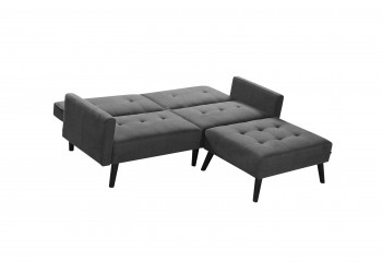 CORNER sofa popiel