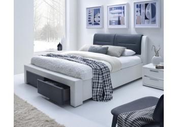 CASSANDRA S łóżko z szufladami